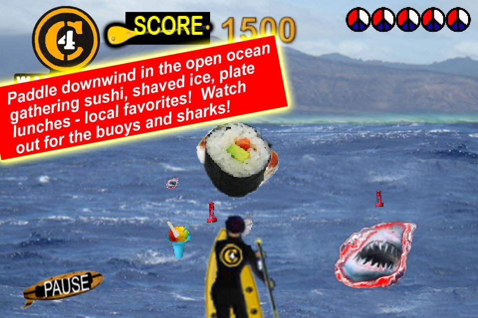 Screenshot C4 Waterman Surf N Sup Challenge
